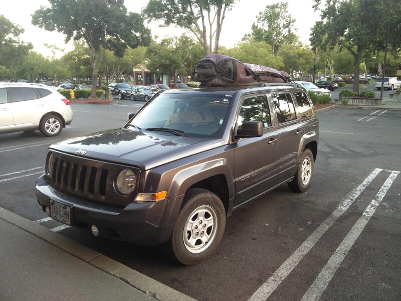 My ride for the US Nationals road trip.