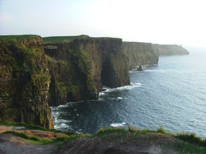 We couldn't wait for day 2 Cliffs of Moher