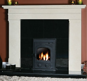 Green 6kw Insert Phillips Heating Stoves Northern