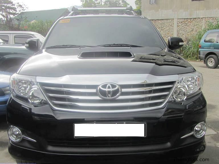 2016 toyota fortuner for sale in philippines