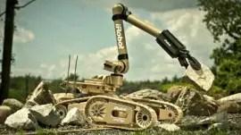 robot for Fukushima