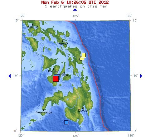 earthquakes in visayas The death toll from the magnitude-71 earthquake in the central philippines rose to 144 on wednesday, authorities said.