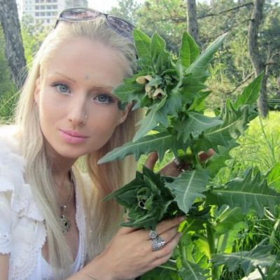Valeria Lukyanova: Barbie Doll from Russia
