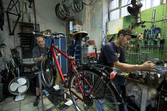 Bicycle Mechanic Certifications and Bike Mechanic Schools Phil\u0027s - bicycle repair sample resume