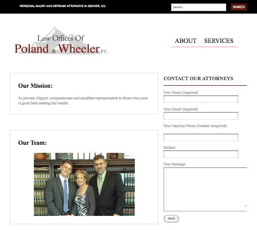polandwheelerlaw.com