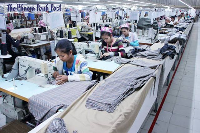 Training Centre To Help Locals Climb Ladder At Garment