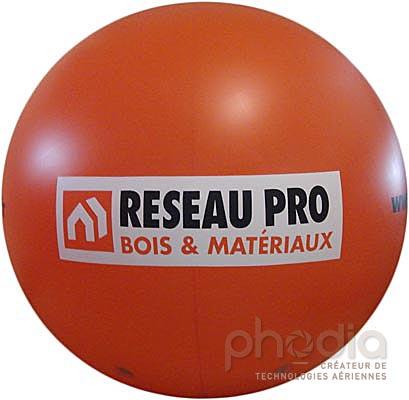 gonflables publicitaires 224 lh233lium ballons g233ants de 1
