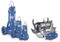 Sulzer / ABS Submersible Pump & Mixer Repair