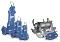 Sulzer / ABS Submersible Pump & Mixer Repair