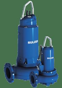 Sulzer / ABS XFP Submersible Sewage Pumps at Phoenix Pumps