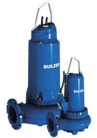 Sulzer / ABS XFP Submersible Sewage Pumps at Phoenix Pumps