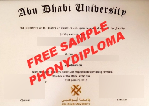 Thousands of Diploma, Transcript, Degree and Certificate Samples