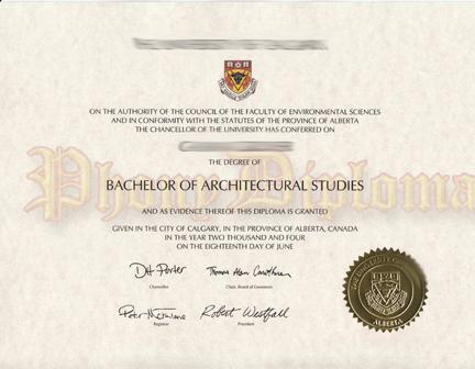Canada Fake Diploma and Transcripts from Canada University