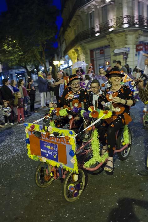 carnaval d'Agen dans la joie ©photo Patrick Clermont