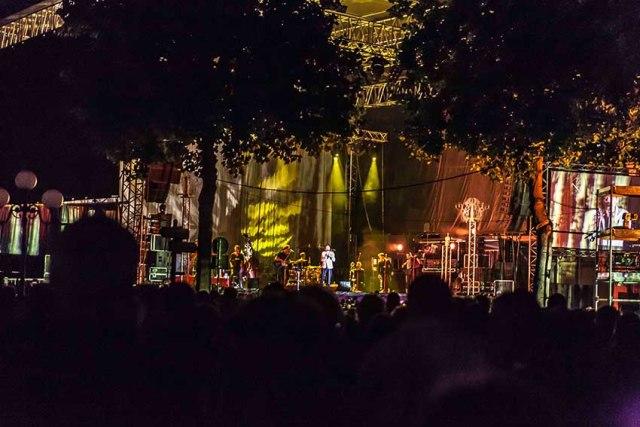 Bénabar en concert  ©photo Patrick Clermont