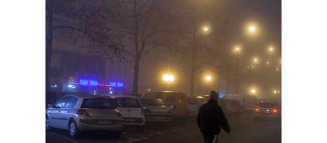 Photo semaine 46 : Nuit et Brouillard