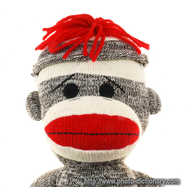 Car Wallpaper Clipart Sock Monkey Photo Picture Definition At Photo Dictionary