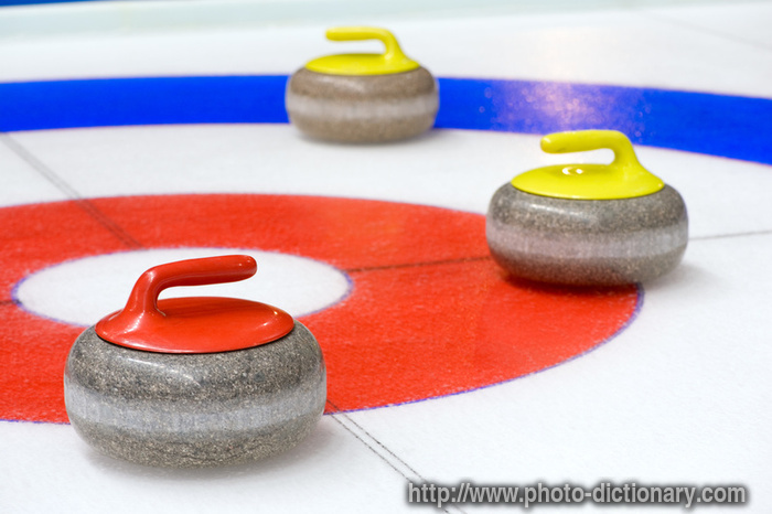 Hd Wallpaper Co Curling Stones Photo Picture Definition At Photo