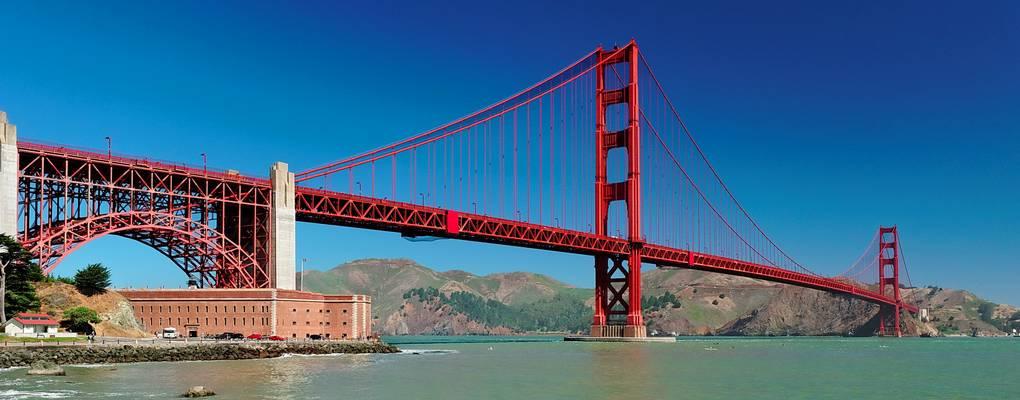 San Francisco Bridge Hd Wallpaper Fonds D 233 Cran Gt Voyages Gt Usa Photo Paysage Com