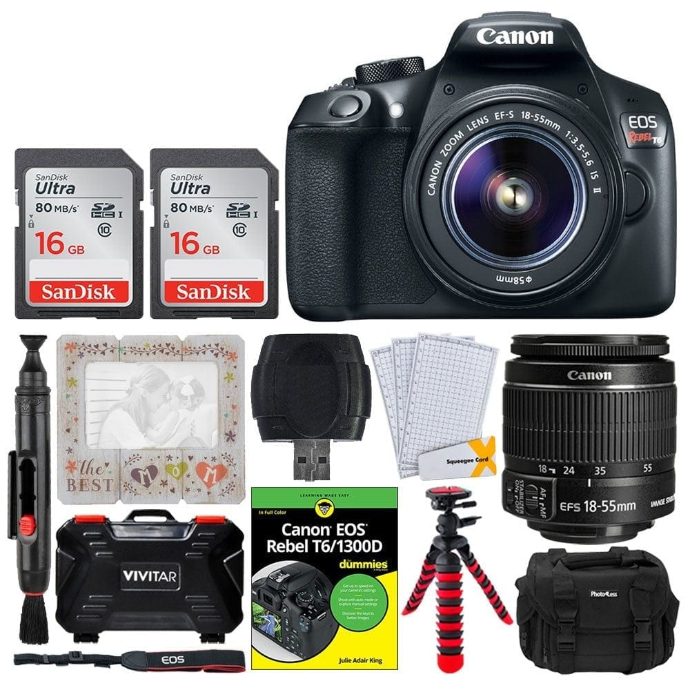 Stunning Canon Eos Rebel Slr Camera Dummies Book Bundle Canon T3 Vs T5 Vs T6 Canon T5 Vs T5i Vs T6 dpreview Canon T5 Vs T6