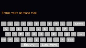 photobox facebook clavier tactile