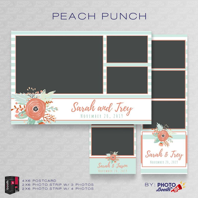 Peach Punch \u2013 For Darkroom Booth Photo Booth Talk