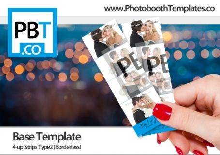 Free Base Templates - Premium Designer Photo Booth Templates for - 4up template