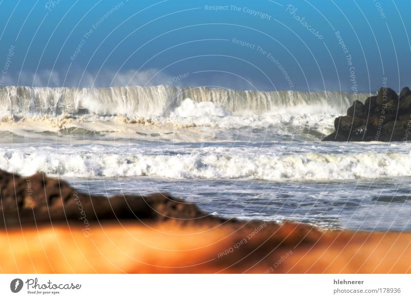 Ocean Waves Nature Old - a Royalty Free Stock Photo from Photocase