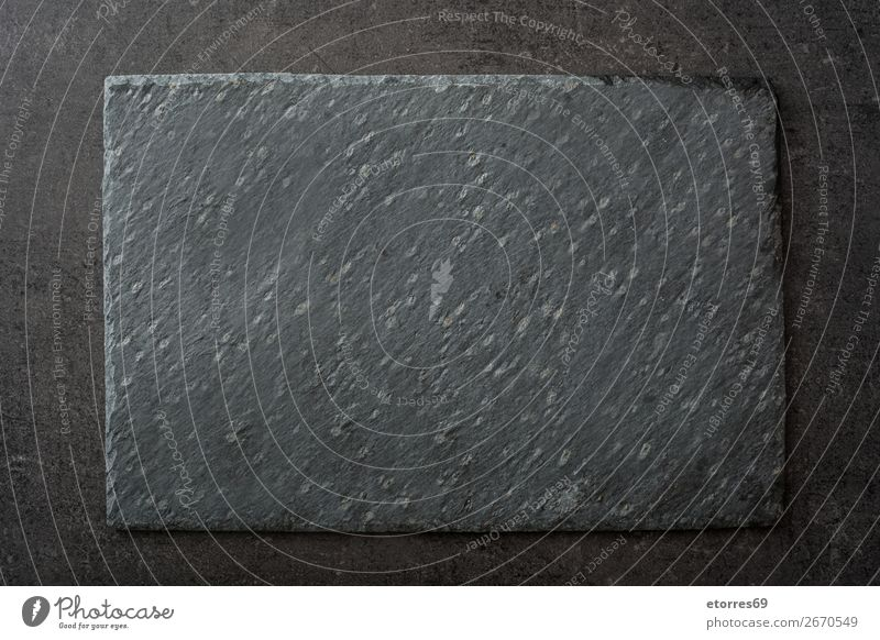 Dark grey black slate background or texture - a Royalty Free Stock