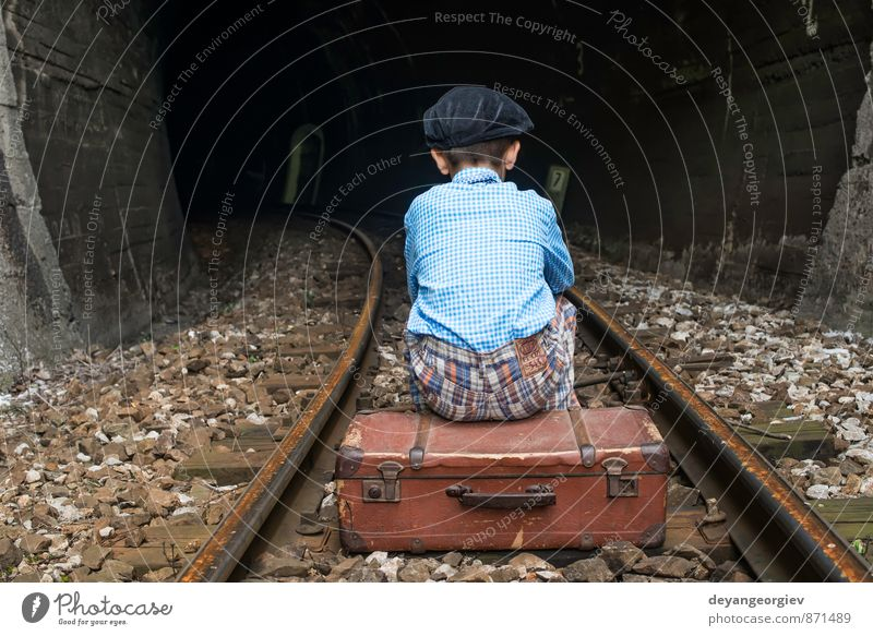 Sad Boy And Girl Wallpaper Full Hd Sad Young Girl Sitting Lonely On Rail Track A Royalty