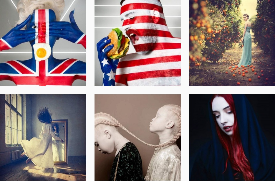 Top 10 Instagram Accounts for Fine Art Photographers - Photo Contest