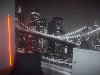 Emejing Chambre Ado New York Photos - Joshkrajcik - joshkrajcik