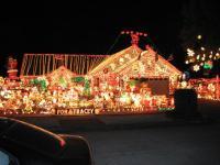 dcoration maison noel exterieur