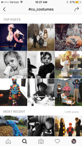 instagram theme tags top nine