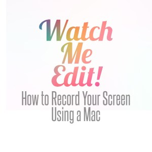 screen record for free