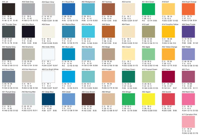 Colour Chip Chart Creativity Backgrounds