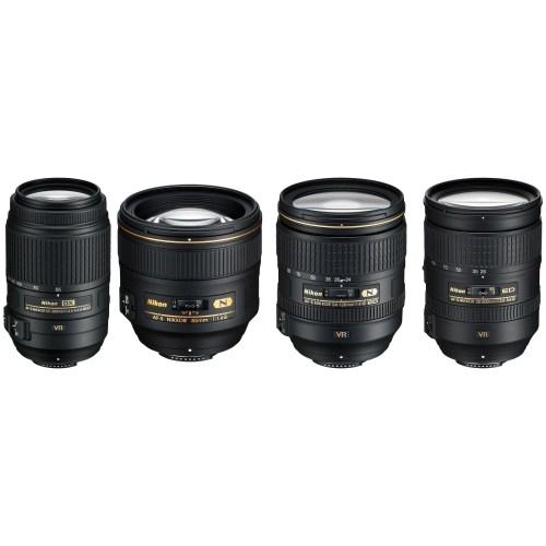 Medium Crop Of Nikon D3200 Lenses