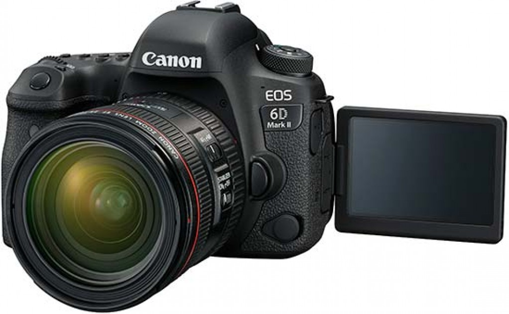 Canon EOS 6D Mark II Review   Photography Blog