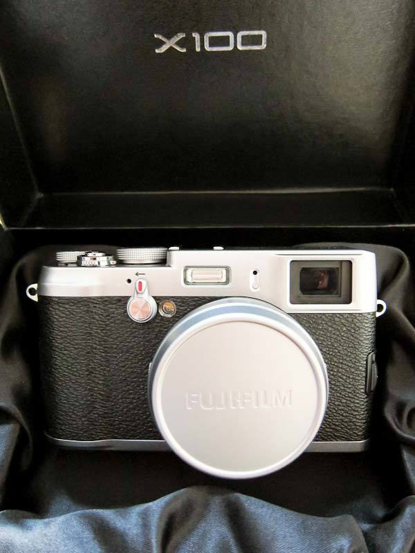 Fujifilm X100 Unboxing Photography Blog