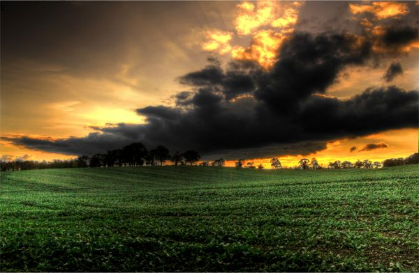 Earth Animated Wallpaper Hertfordshire Landscape Photography By Robert Baggs