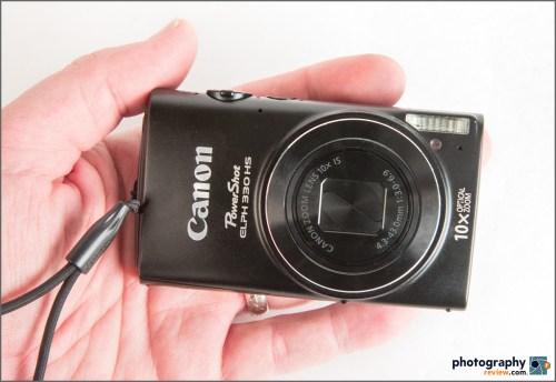 Medium Of Canon Powershot Elph 330 Hs