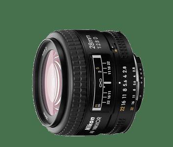 Nikon AF-Nikkor 28mm f/2.8 D