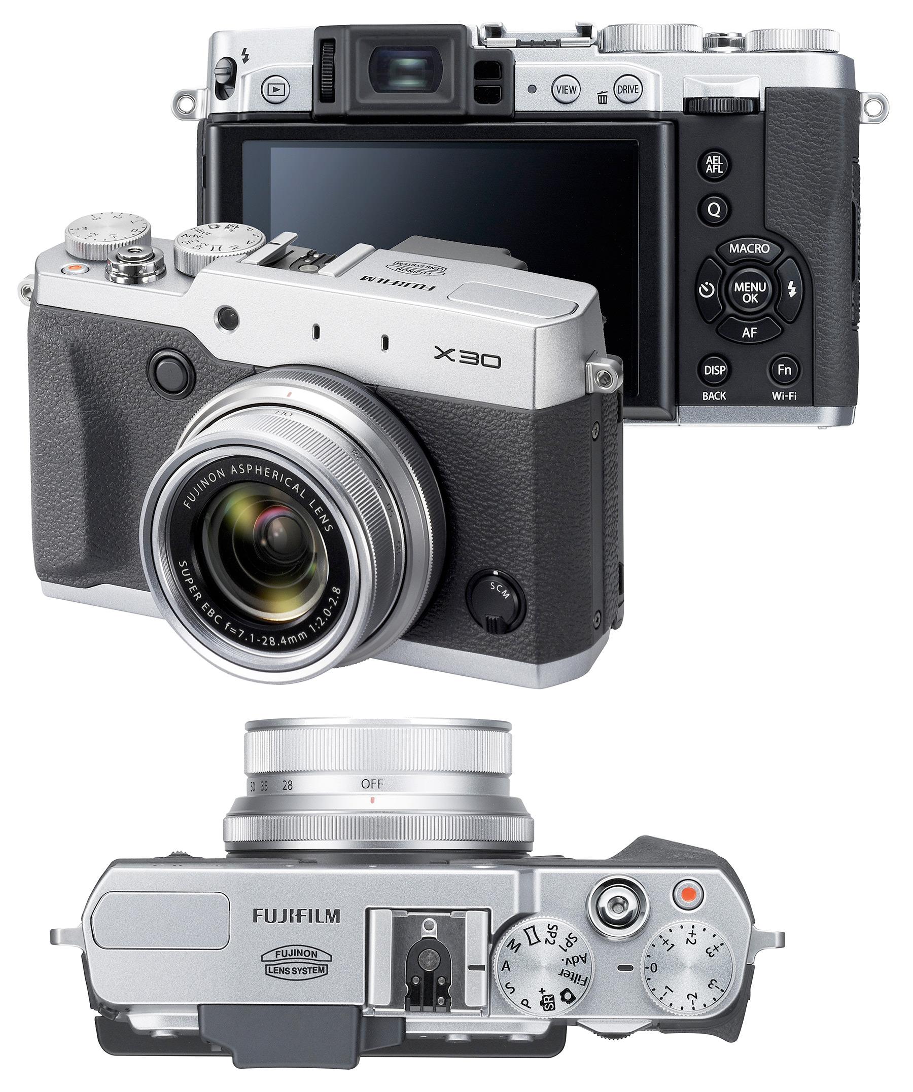 Fujifilm X30, una piccola grande fotocamera