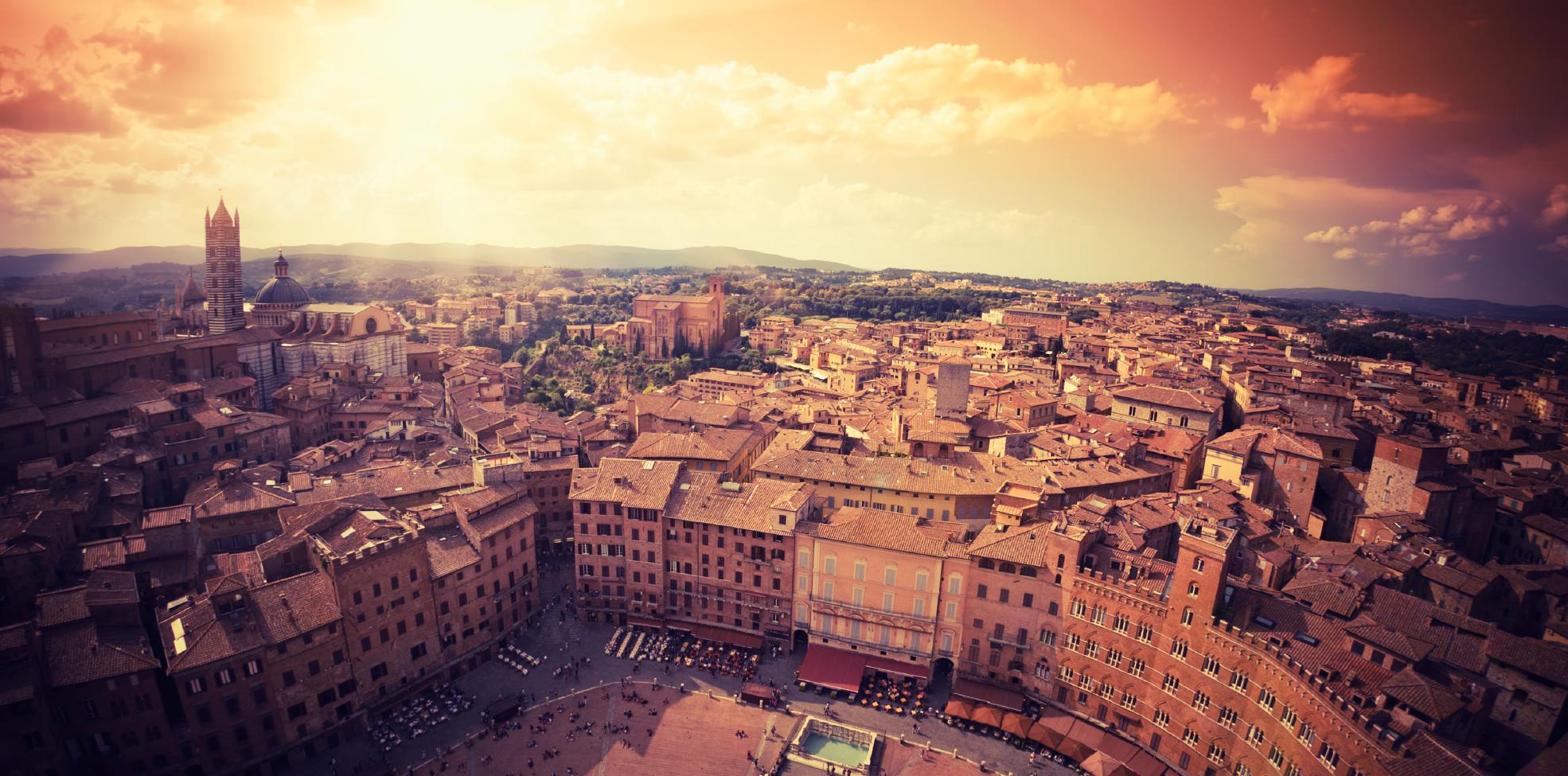 Siena - Luoghi da fotografare in Toscana