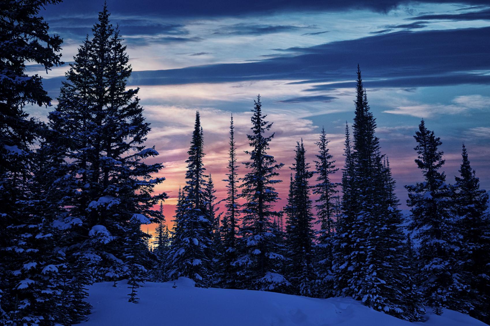 Come trovare la migliore posizione per fotografare un tramonto