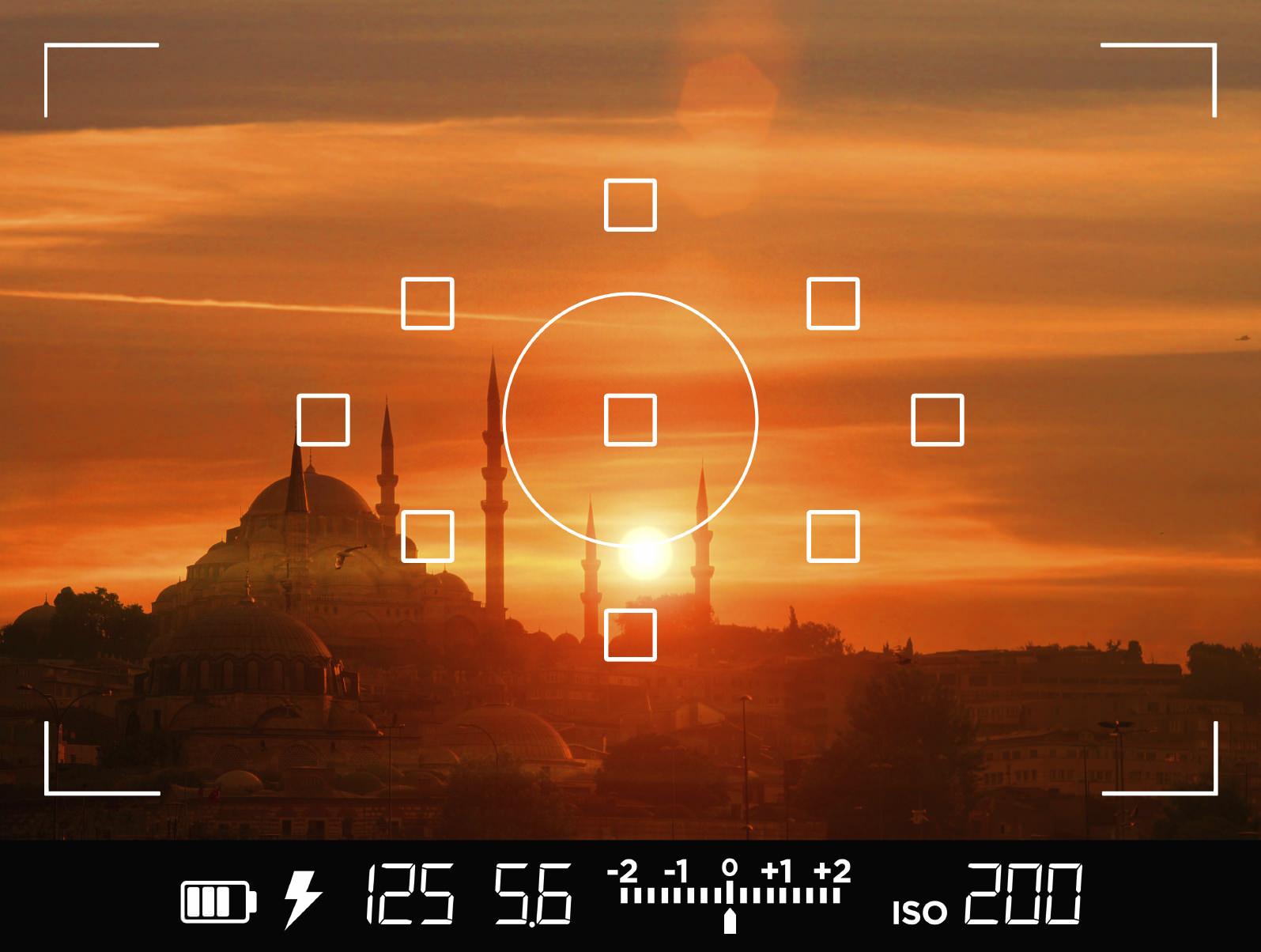 Come ottenere il massimo dalla tua fotocamera: prova la misurazione spot