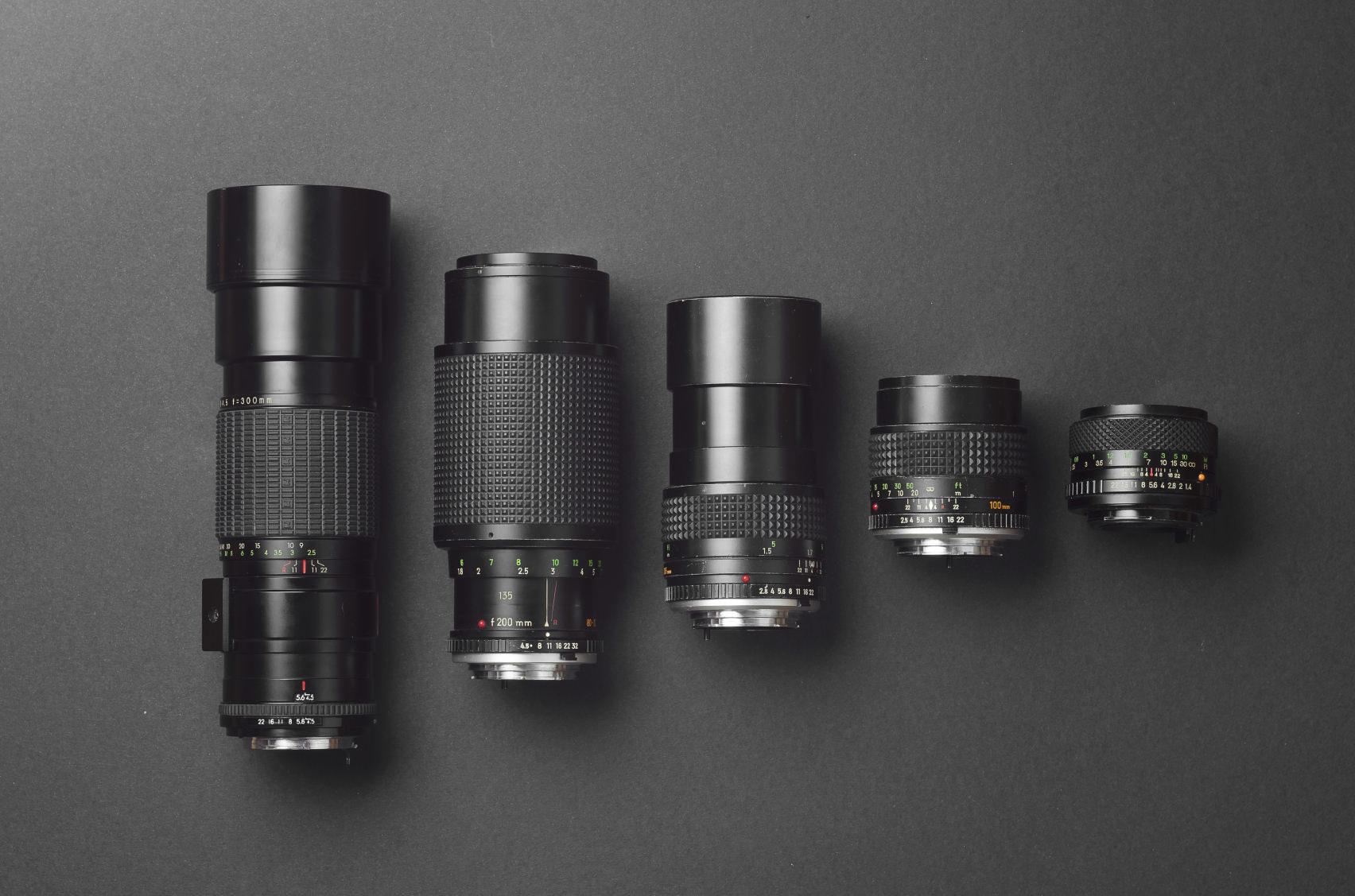 4 cose da considerare quando aggiorni il tuo kit di lenti