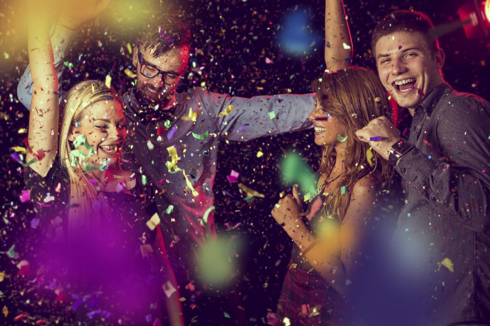 Come ottenere grandi scatti a feste di ogni fascia di età