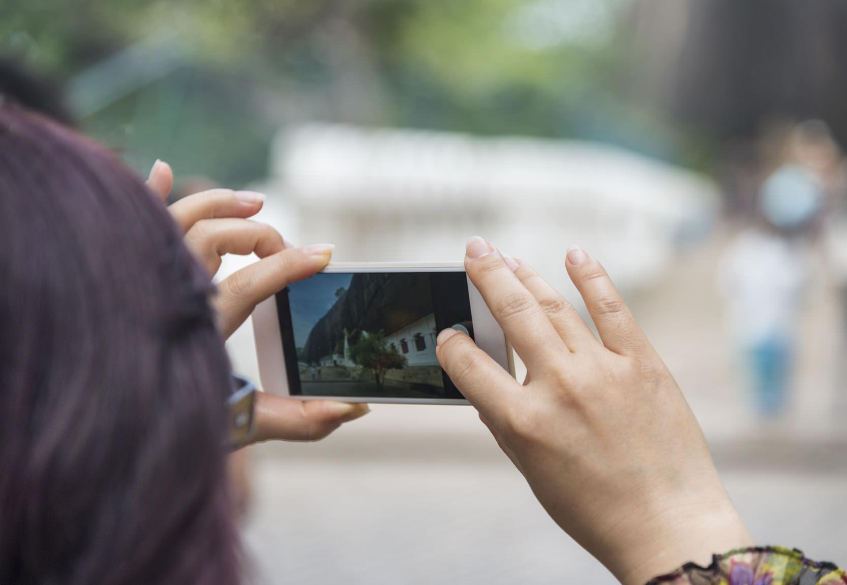 Fotografia da smartphone: ecco alcune regole pratiche