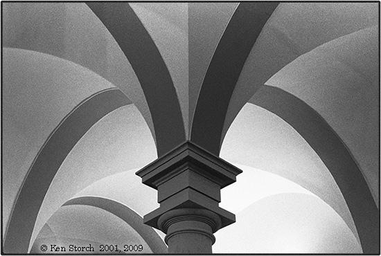 Piranisi Vaulted Ceiling